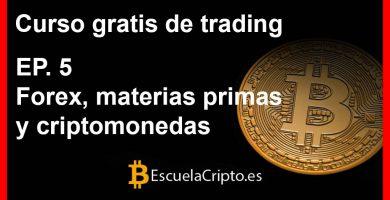 Tradear con criptomonedas es mas arriesgado que forex